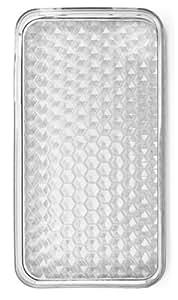 Celly GELSKIN146 funda para teléfono móvil - fundas para teléfonos móviles Color blanco