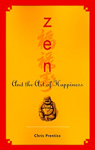 Zen and the Art of Happiness (Best Motivational Novels By Indian Authors)