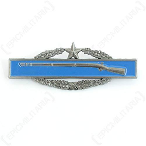 Fosco Replica US Combat Infantryman 2nd Award Badge