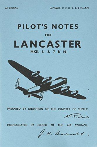 Battle of Britain Memorial Flight (Pilot's Notes) (Battle Notes)