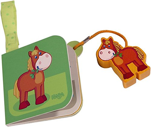 HABA First World Horse Buggy