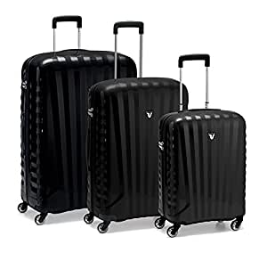 "Roncato Juego de maletas ""set"", negro (negro) - 40508001"