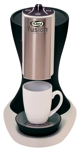 Flavia J10NBK Fusion Drinks Station, Black