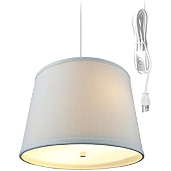 2 light plug in pendant light by home concept hanging swag lamp light oatmeal with