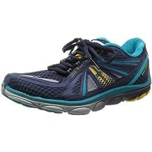 Brooks Women's PureCadence 3 Lightweight Running Shoes, Color: Midnight/Caribbean/Sulphur, Size: 5.5