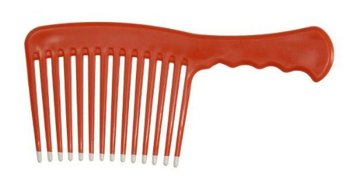 Red 9\ Red 9\ Tough-1 Long Tooth Mane and Tail Comb