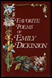 Image of Favorite Poems Of Emily Dickinson