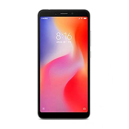XIAOMI REDMI 6 32GB/3GB RAM - 4G LTE in USA - Dual Camera - 5.45