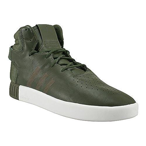 servicio Zapatillas duradero Zapatillas servicio adidas Tubular Invader verde/verde efcc70