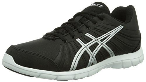 STREAM Black AYAMI White S396Y ASICS Women's Lightening Shoes Running 57xxRwq