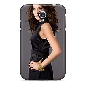 Premium Tpu Cobie Smulders Celebrity Cover Skin For Galaxy S4