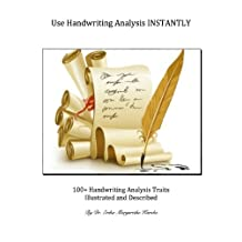 Use Handwriting Analysis INSTANTLY