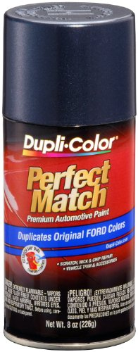 (Dupli-Color BFM0355 Medium Wedgewood Metallic Ford Exact-Match Automotive Paint - 8 oz. Aerosol)