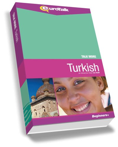 Talk More - Turkish: An Interactive Video CD-ROM (English and Turkish Edition) ebook