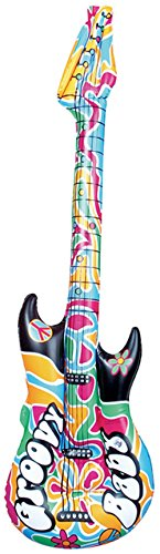 "42"" GROOVY GUITAR INFLATE"