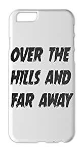 over the hills and far away Iphone 6 plus case