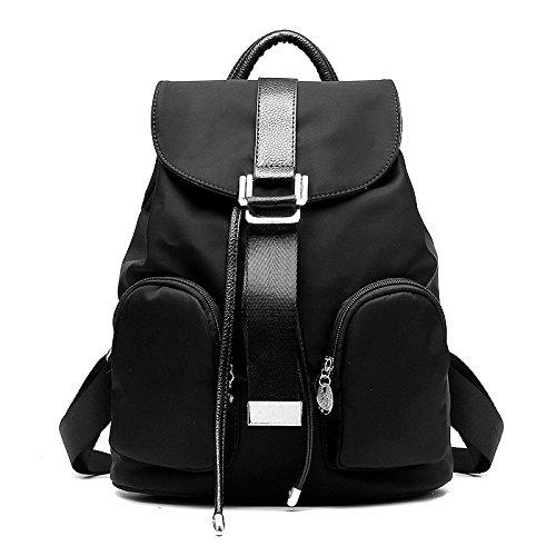 Black Fashion Black Trend Woman Bag 2018 Fresh Shoulder 2018 Woman ZY6w1
