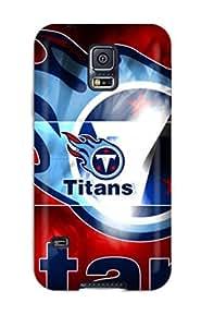Hot Fashion DDIKbRD3719QwPGb Design Case Cover For Galaxy S5 Protective Case (tennessee Titans )