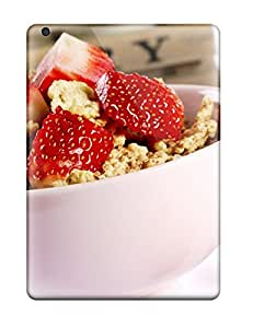 AnnaSanders Design High Quality Fruits With Cereal Cover Case With Excellent Style For Ipad Air