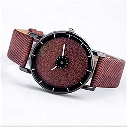 Corcrest - Fashion Starry Sky Women Watches Luxury Quartz Leather Strap Clock Watch Ladies wristwatches reloj