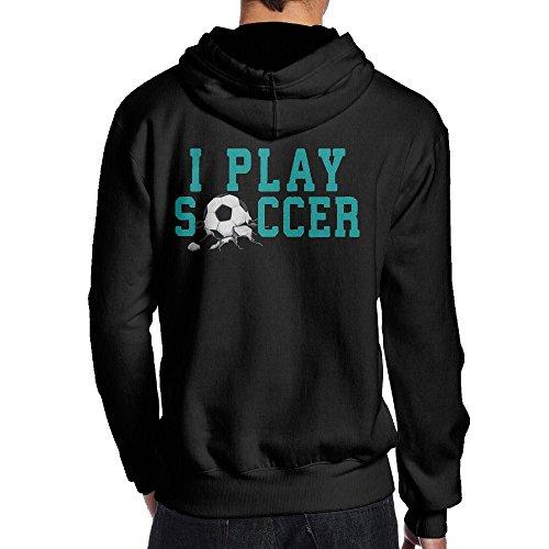 I Play Soccer Sweatshirt - 2