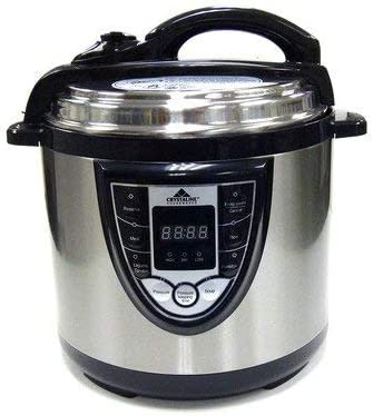8.5-Quart 6 in 1 Multifunction Electric Pressure Cooker