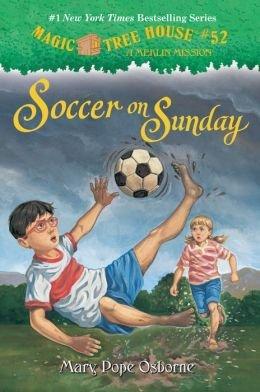 Download Magic Tree House Siries #52 Soccer on Sunday (Hardback) - Common pdf