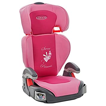 Graco Junior Maxi Sweet Princess Group 2 3 Car Seat By