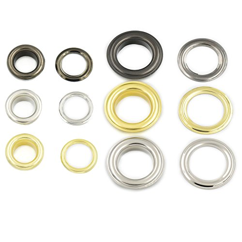 4mm eyelets and washers - 5