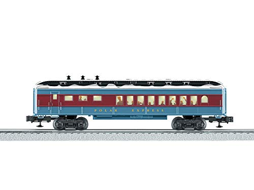 (Lionel Trains - The Polar Express Diner Car, O Gauge)