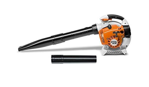 Stihl BG86CE Ergo Start Soplador de gasolina, color naranja ...