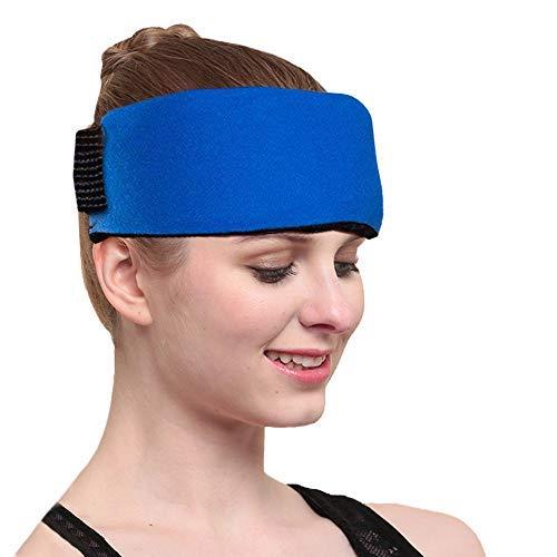 Paquete de gel de hielo para compresas frías y calientes - para dolores de cabeza,migrañas,esguinces,contusiones,tendinitis,dolor en las articulaciones y más - 9.8