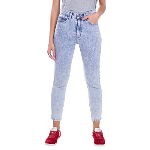 Calça Jeans Levis Feminino Mom Clara