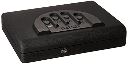 Gunvault MVB500 Microvault Biometric Pistol Gun Safe by GunVault