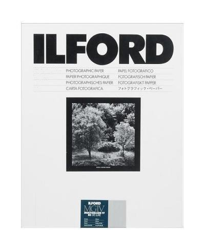 Ilford B&W Paper 8X10 Multigrade IV 100 Pack ()