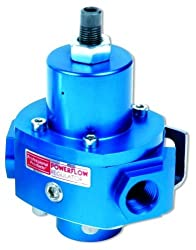 Professional Products 10656 Blue 4-port Carburetor Fuel Regulator
