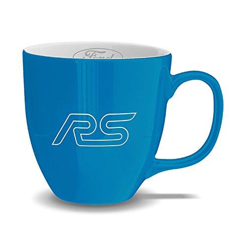 Blue Ford 35020394 New Genuine Focus RS Coffee Mug