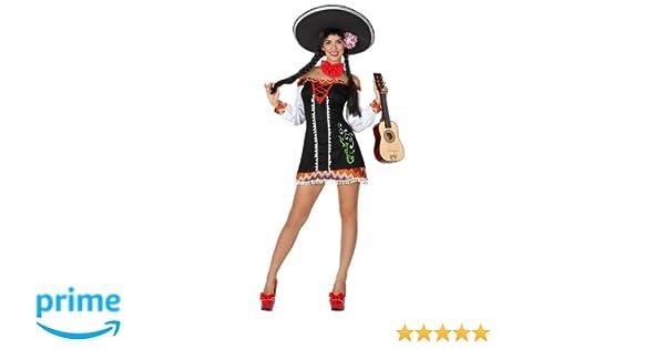 Atosa 15272 - Traje/ Disfraz de mariachi para adultos, talla M-L ...