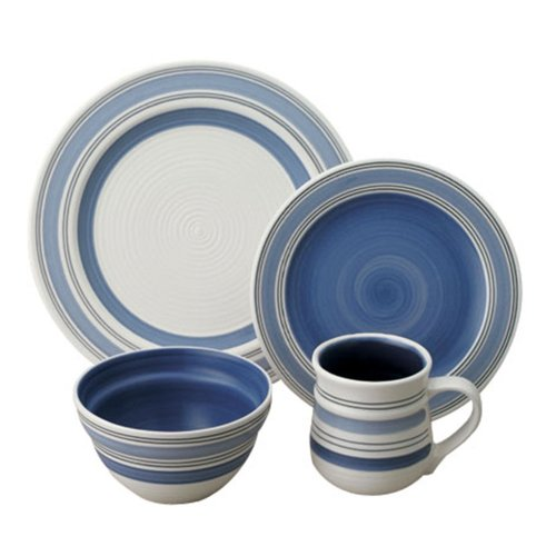 - Pfaltzgraff Rio 16-Piece Dinnerware Set, Service for 4