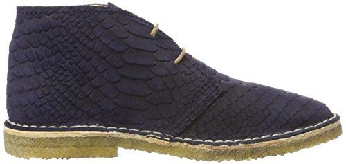 Azul Brogue London Cordones Adulto Zapatos Azul 013 Unisex de Jonny's RUqvO0aUB