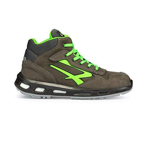 S3 power Src Rl10174 De Gris Sécurité Taille vert U 42 Chaussures 70R66q