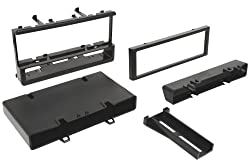 Scosche Fd1327b Single Din Installation Dash Kit For Select 1995-up Fordlincolnmercury Vehicles