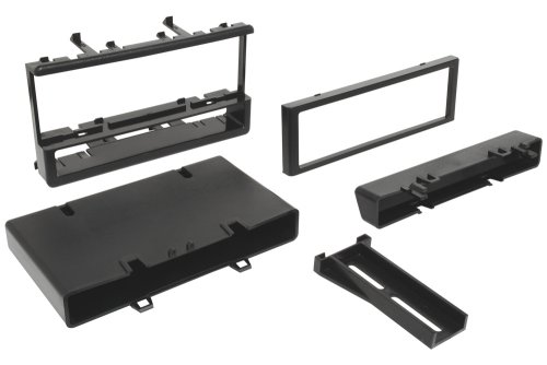 Scosche FD1327B Single DIN Installation Dash Kit for Select 1995-Up Ford/Lincoln/Mercury Vehicles (Expedition Single)