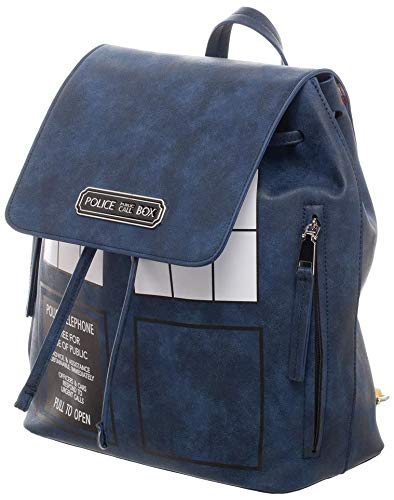 Doctor Who Police Public Call Box Mini Backpack ()