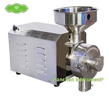 hanchen instrument commercial high efficiency grain grinding - Grain Grinder