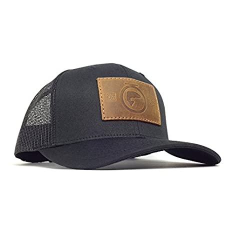 0d7093370 Amazon.com : Fly Fishing Hat - The Billy Brown Leather Est 2014 ...