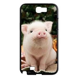 Pig CUSTOM Hard Case for Samsung Galaxy Note 2 N7100 LMc-13940 at LaiMc