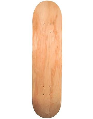 dc3bdf4f Venom Skateboards Pro Blank Skate/Art Deck - Natural Stain- 6 Sizes - 7.5
