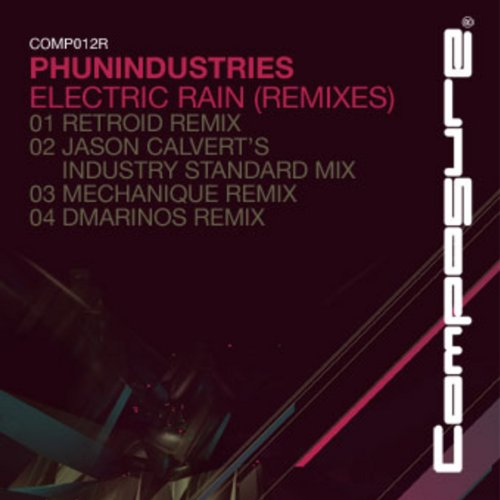 Electric Rain  Jason Calverts Industry Standard Mix