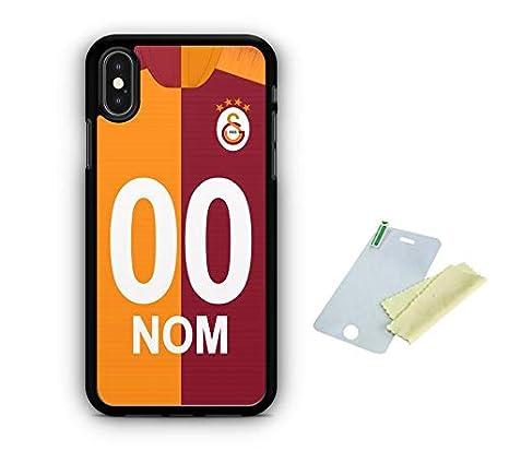 coque iphone xr prenom